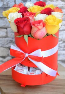 Florarie online Bucuresti – Cerere in Casatorie